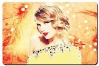 Shoprock Taylor Swift Glitterati Mousepad (Yellow)