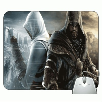 Headturnerz The Assassins Creed Relevation Mousepad Multicolor