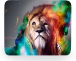PhotogiftsIndia Lion Mousepad
