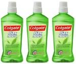 Colgate Mouthwash Colgate Plax Mouthwash Fresh Tea Regular Fresh Tea