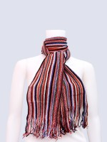 Rangmanch Striped Women's Muffler