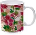 Printland Floral Flare Mug - Multicolor, Pack Of 1