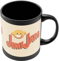 PosterGuy Jimi Jam Funny Art Illustration Ceramic Mug (280 Ml)