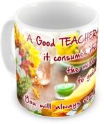 Everyday Gifts Coffee Mugs Everyday Gifts A Good Teacher Ceramic Mug