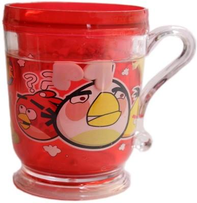 Tootpado Plates & Tableware Tootpado Birds Design Glass For Kids Plastic Mug