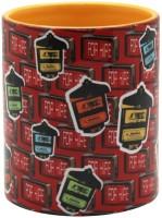 The Elephant Company Ceramic Taxi Meter Ceramic Mug