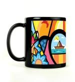 Shoprock Plates & Tableware Shoprock Heart Art Ceramic Mug