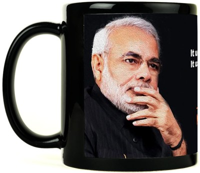Bluegape NaMO Narendra Modi Mug at 13% Off From Flipkart