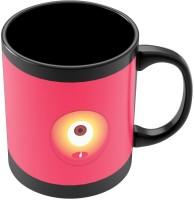 PosterGuy Cute Eye Art Illustration Graphic Design Ceramic Mug (280 Ml)