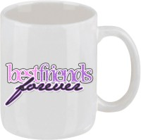 Elli Gifts Best Friend Forever Coffee Mug Ceramic Mug (325 Ml)