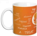Prithish Plates & Tableware Prithish Virgo Ceramic Mug