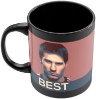 PosterGuy Lionel Messi Barcelona Best Football And Sports Legends Ceramic Mug (280 Ml)