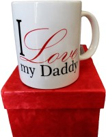 Luxury Gifts By Nikki For A Father Mug (White, Pack Of 1)
