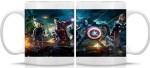 Shoperite Plates & Tableware Shoperite Marvel Ceramic Mug