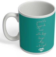 PosterGuy I Promise To Be By Your Side Forever Ceramic Mug (280 Ml)