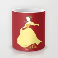 Astrode Belle From Beauty And The Beast Disney Ceramic Mug (325 Ml)