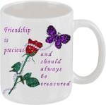 Elli Gifts Plates & Tableware Elli Gifts Friendship is precius coffee mug Ceramic Mug