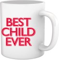 Tiedribbons Best Chield Ever Childrens Day Gifts Mug - White, Pack Of 1