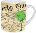 Printland The Newspaper Tea Mug - Multicolor, Pack Of 1