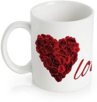 Amore Love Valentine Day 149632 Mug (White, Pack Of 1)