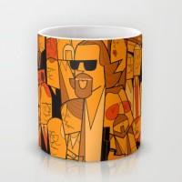 Astrode The Big Lebowski Ceramic Mug (325 Ml)