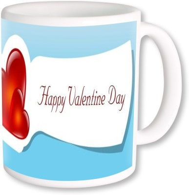 Heyworlds Valentine Day 0003 Ceramic Mug
