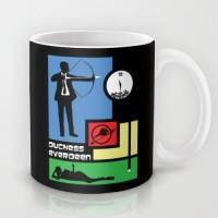 Astrode The Archer Games Ceramic Mug (325 Ml)