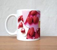 StyBuzz Love Heart In Envelope Valentine Porcelain Mug (300 Ml)