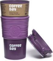 Cafe Coffee Day Recycle Mug Ceramic Mug (473 Ml)