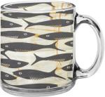 meSleep Plates & Tableware meSleep Fishes Glass Mug