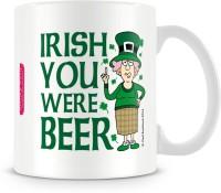 Aunty Acid Irish You Were Beer Ceramic Mug (325 Ml)