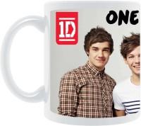 Star Gift One Direction Ceramic Mug (350 Ml)