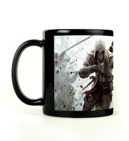 Shoperite Assasin's Creeed Run Ceramic Mug (300 Ml)