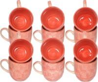 Elite Handicrafts Ceramic_Tea_Cups_139 Ceramic Mug (200 Ml, Pack Of 12)