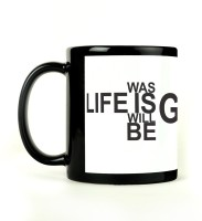 Shoperite Life Is Great Ceramic Mug (300 Ml)