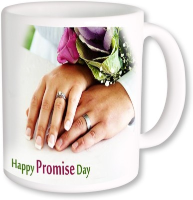 Heyworlds Promise Day 0006 Ceramic Mug