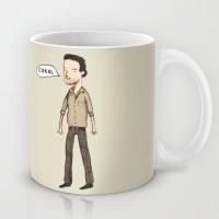 Astrode The Walking Dead Ceramic Mug (325 Ml)