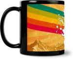 ShopMantra Plates & Tableware ShopMantra Music Radio Ceramic Mug