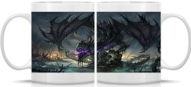 Shoperite Dragon Ceramic Mug
