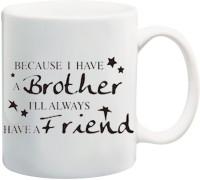 Mesleep Little Brother 74 Ceramic Mug (325 Ml)