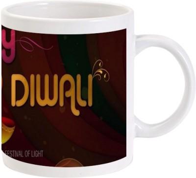 Lolprint 53 Diwali Ceramic Mug