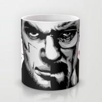 Astrode Dexter Morgan Vs Walter White Ceramic Mug (325 Ml)