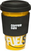 Cafe Coffee Day Fuel Ceramic Mug (400 Ml)