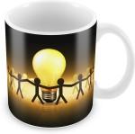 Prinzox Plates & Tableware Prinzox The Power Of Unity Ceramic Mug