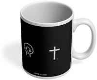 PosterGuy Lamb Of God Music, Minimalism, Minimal, Music Bands Ceramic Mug (325 Ml)