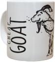 Roti Kapda Makaan Animal_in_You_Goat Mug - Multicolor, Pack Of 1