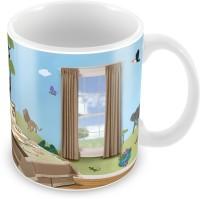 Prinzox Kids Theme Ceramic Mug (325 Ml)