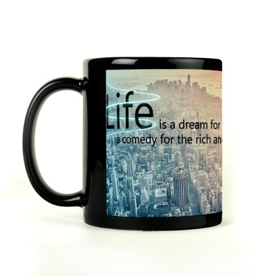 Shoperite Life As Is It Ceramic Mug (300 Ml)