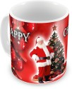 Everyday Gifts Happy Christmas Mug - Multicolor, Pack Of 1