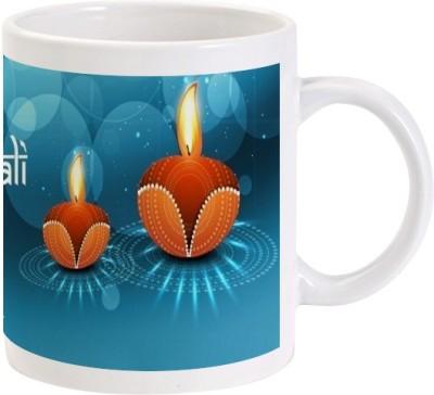 Lolprint 26 Diwali Ceramic Mug